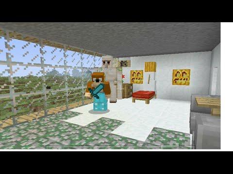 Building Stampys House 3  Hilda  Henrys Room  YouTube