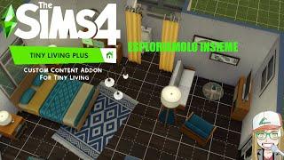The Sims 4- Tyny Living Plus- Esploriamolo insieme!