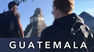 Backpacking Guatemala | Central America Travel | (Part 1 of 2) HD 1080p