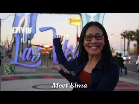 Meet Elma! Super Star Echange Teacher in Las Vegas!
