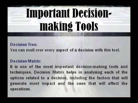 tools and techniques for successful planning Planning tools do not have to be quantitative to be useful quantitative models can be important, but they are not the only or best techniques to promote the systems approach in thinking about a problem and its possible solutions.
