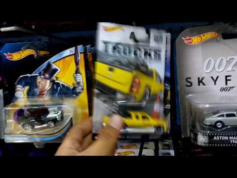 Ban Karet Rubber Tires! Hunting Hot Wheels Collector Series at Toys Kingdom Kokas 12/11/16