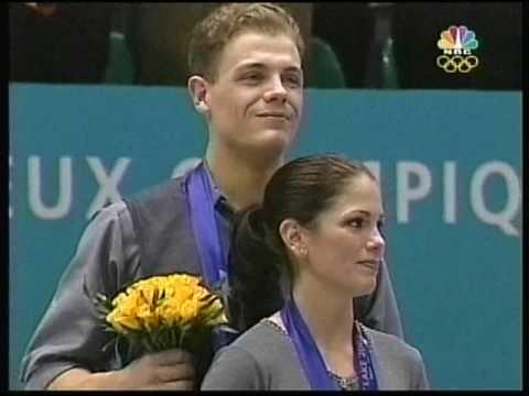 Medal Award Ceremony, Part 2 of 2 - 2002 Salt Lake City, Figure Skating, Pairs' Free Skate