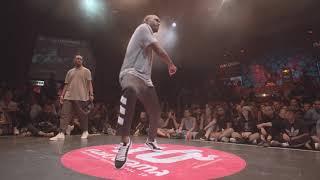 Flavourama 2018 | Hip Hop Semifinal: Majid & Franky Dee (GER) vs. Jimmy & Sam Yudat (FR)