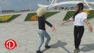 Девушка и Парень Красиво Танцуют В Баку 2018 HD (Новая Чеченская Лезгинка 2018)