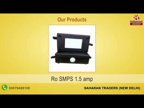 RO Systems And RO Component by Saharan Traders, New Delhi