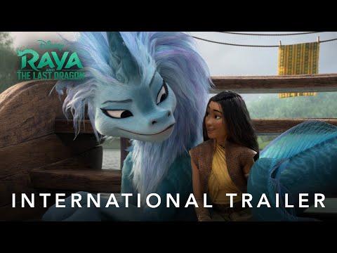 Raya and the Last Dragon | International Trailer