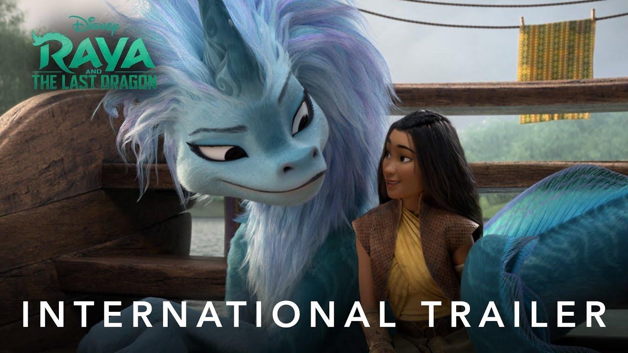 Download Raya and the Last Dragon | International Trailer