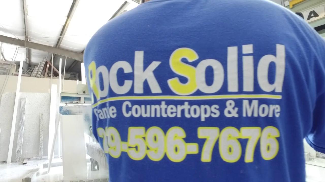 Rock Solid Countertops