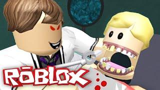 roblox adventures escape the evil dentist obby escaping the dentist prison