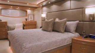 Lazzara Yachts 116 LMY116 Cruising