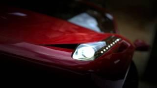 HD - Gran Turismo 5 - 458 Italia Tribute Trailer - Tokyo Game Show 2009 - TGS 09 - Playstation 3