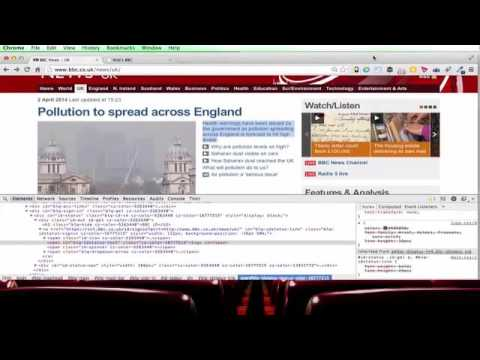 Lecture 66 - CSS PROJECT- BBC NEWS WEBSITE 4