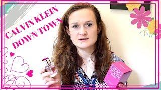CALVIN KLEIN DOWNTOWN PERFUME REVIEW