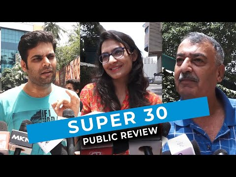 Super 30 | Public Review | Hrithik Roshan