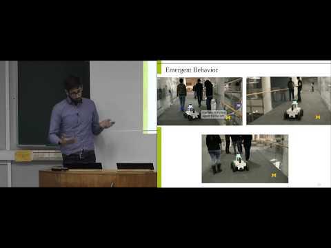 .行動機器人的三大關鍵技術