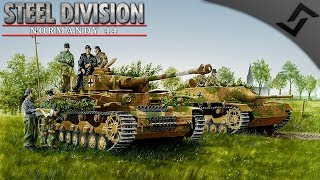 Armored Support German C aign Mission 3 - Steel Division Normandy 44