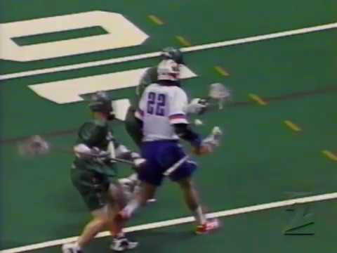 Loyola College Syracuse University Lacrosse 2000