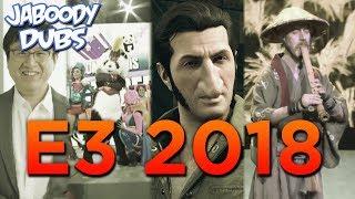E3 2018 DUB