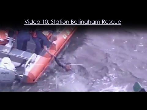 Nominee 10: Coast Guard Station Bellingham Rescue