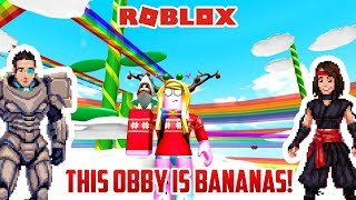 This Roblox Obby is BONKERS