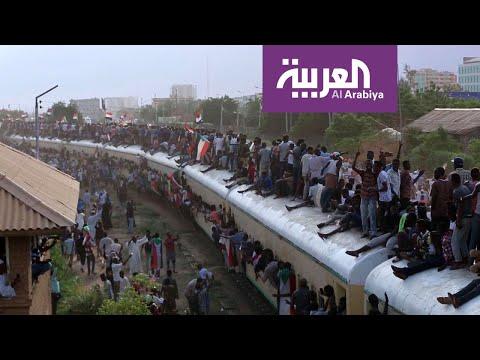 قطار عطبرة يحتفل في الخرطوم  - نشر قبل 4 ساعة