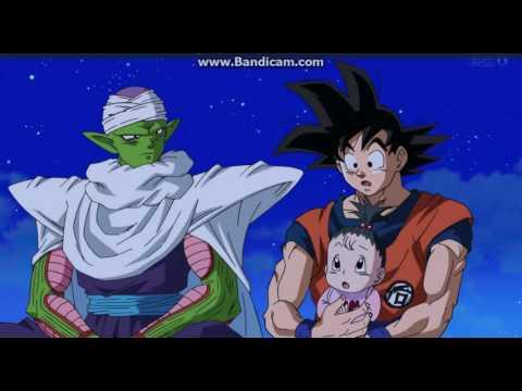 Dragon Ball Super episode 43 Goku playing...