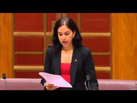 Senator Lisa Singh - International Development Asssistance