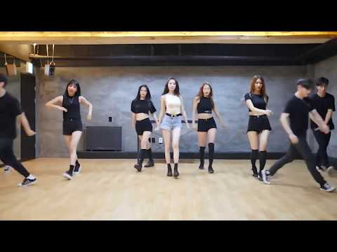 Sunmi - Gashina chorus dance (Mirrored)