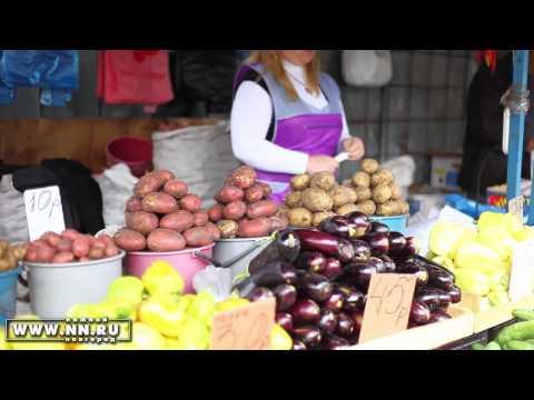 Цены на продукты в Нижнем Новгороде