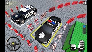 Police Car Parking Simulator 2020 : Free Car Games screenshot 2