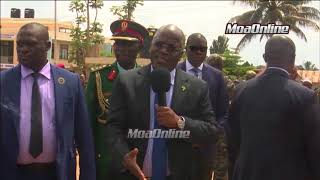Rais Magufuli Azungumza na Wananchi wa Mutukula