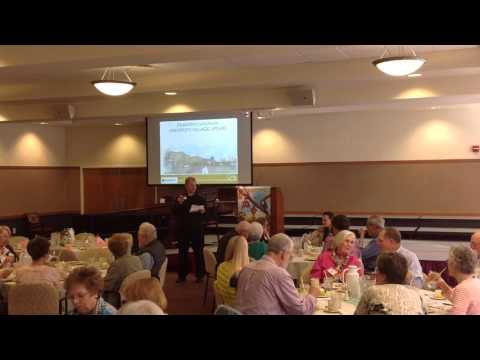 University Village – Luncheon Presentation :: 3/31/16