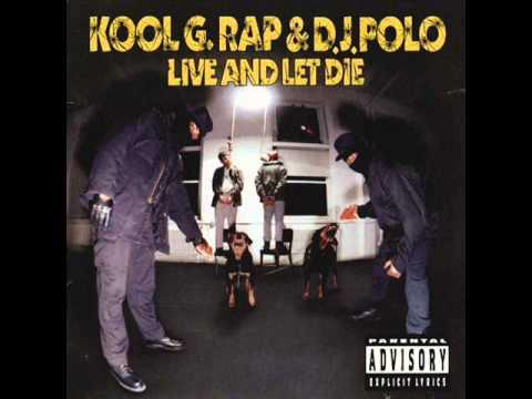 Kool G Rap & DJ Polo Edge Of Sanity