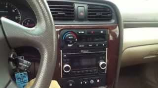checking out a 2004 subaru outback h6 3 0 vdc
