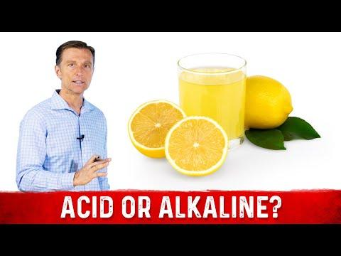 Is Lemon Juice Acid or Alkaline?