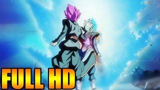 Dragon Ball Z: Budokai Tenkaichi 4 Dragon Ball Super Latino Black vs Goku