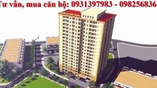 Chung cư tecco nam thanh Tp Vinh - Nghệ An - Liên hệ: 0931397983 - 0982568361