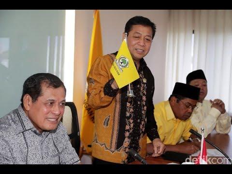 Breaking News! KPK: Setya Novanto, Ketua DPR Tersangka Korupsi E-KTP