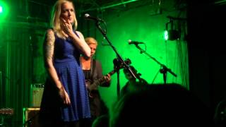 Laura Kidd (She Makes War) & Tanya Donelly (Belly), Not Too Soon, Trinity, Bristol 230914