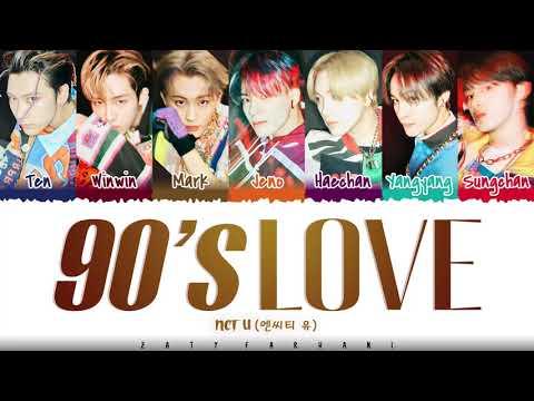 NCT U – '90'S LOVE' Lyrics [Color Coded_Han_Rom_Eng]