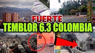 RECOPILACION TEMBLOR HOY 24 DICIEMBRE EN COLOMBIA 6.3 - TEMBLOR COLOMBIA, VIDEOS DEL TEMBLOR HOY
