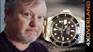 Baixar Rolex Submariner   STORY TIME with Andrew St Pierre White