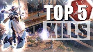 DESTINY | TOP 5 KILLS | 8 Kills ohne Waffen | #28