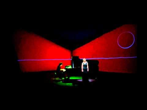 Sarah Rothenberg's THE BLUE RIDER  Schoenberg Erwartung Op. 2 No.1