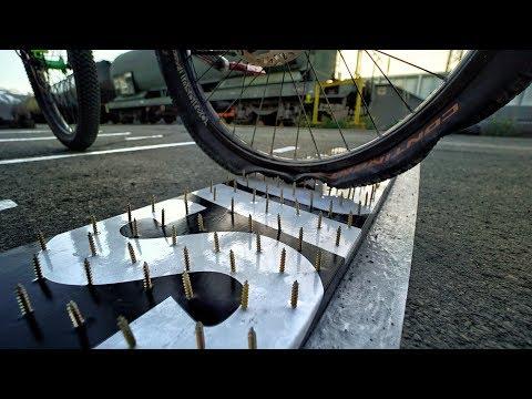 Flat Tire Long Jump Challenge! |Sick Series #32