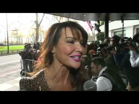 Lizzie Cundy - Red Carpet - The 4th Asian Awards