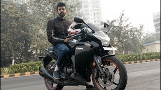 Honda CBR250R Review - Still Relevant | Faisal Khan