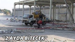Gambar cover Atatürk Havalimanı'nda yıkım çalışmaları başladı
