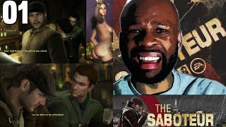 The Saboteur Gameplay Walkthrough Part 1 - The  Club